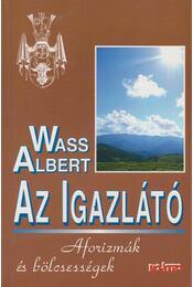 Az igazlátó - Wass Albert - Régikönyvek