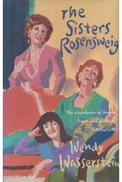 The Sisters Rosensweig - WASSERSTEIN, WENDY - Régikönyvek