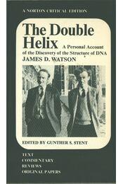 The Double Helix - Watson, James D. - Régikönyvek