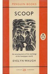 Scoop - Waugh, Evelyn - Régikönyvek