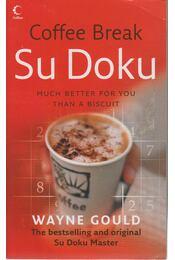 Coffee Break Su Doku - Wayne Gould - Régikönyvek