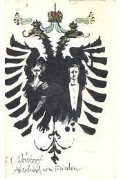 Abschied vom Frieden - Weiskopf F. C. - Régikönyvek