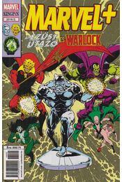 Marvel+ 2016/2. 26. szám - Whedon, Joss, Starlin, Jim - Régikönyvek