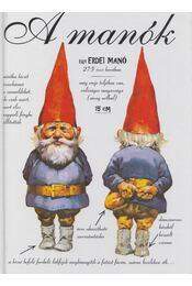 A manók - Wil Huygen - Régikönyvek