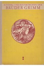 Die Kinder- und Hausmärchen der Brüder Grimm II. - Wilhelm Grimm, Jacob Grimm - Régikönyvek