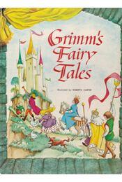 Grimm's Fairy Tales - Wilhelm Grimm, Jakob Grimm, Eve Morel - Régikönyvek