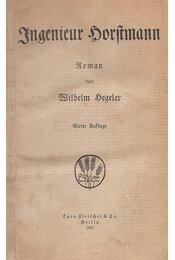 Ingenieur Horstmann - Wilhelm Hegeler - Régikönyvek