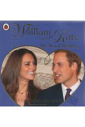 Willam and Kate - The Royal Wedding - Régikönyvek