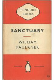 Sanctuary - William Faulkner - Régikönyvek