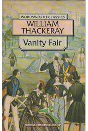 Vanity Fair - William Makepeace Thackeray - Régikönyvek