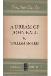 A dream of John Ball / A King's Lesson - William Morris - Régikönyvek