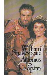 Antonius és Kleopátra - William Shakespeare - Régikönyvek