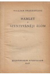 Hamlet / Szentivánéji álom - William Shakespeare - Régikönyvek