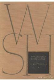 Királydrámák I. kötet - William Shakespeare - Régikönyvek