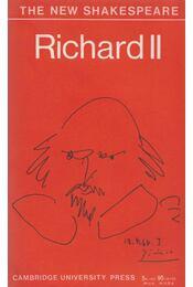 Richard II - William Shakespeare - Régikönyvek