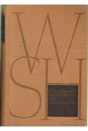 Shakespeare összes művei II. kötet - William Shakespeare - Régikönyvek
