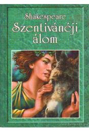 Szentivánéji álom - William Shakespeare - Régikönyvek
