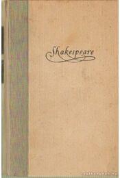 Shakespeare összes drámái VI. kötet - Színművek - William Shakespeare - Régikönyvek