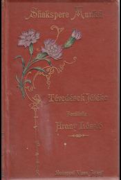 Tévedések Játéka - William Shakespeare, Arany László - Régikönyvek