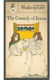 The Comedy of Errors - William Shakespeare - Régikönyvek