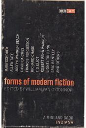 Form of Modern Fiction - William Van O'Connor - Régikönyvek