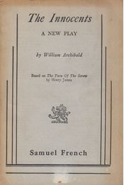 The Innocents - Williams Archibald - Régikönyvek