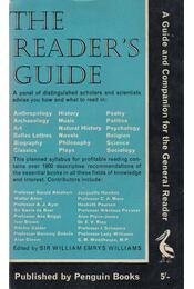 The Reader's Guide - Williams, Emrys William - Régikönyvek