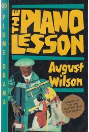 The Piano Lesson - WILSON, AUGUST - Régikönyvek