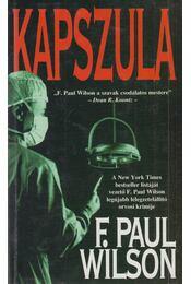 Kapszula - Wilson, F. Paul - Régikönyvek