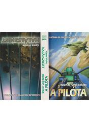 A pilóta / Halálsziget - Wizner Vég Balázs, Wolfe, Gene - Régikönyvek