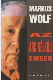 Az arc nélküli ember - Wolf, Markus - Régikönyvek