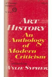Art History - Wylie Sypher - Régikönyvek