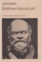 Emlékeim Szókratészról - Xenophón - Régikönyvek