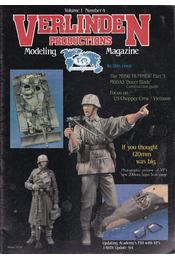 Verlinden Productions Modeling Magazine Volume 1 Number 4 - Francois Verlinden - Régikönyvek