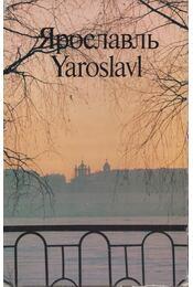 Yaroslavl - Régikönyvek