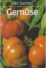 Der Garten - Gemüse - York, Ute - Régikönyvek