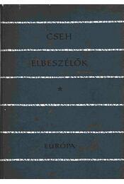 Cseh elbeszélők - Zádor András - Régikönyvek