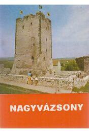 Nagyvázsony - Zákonyi Ferenc - Régikönyvek