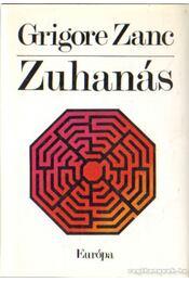 Zuhanás - Zanc, Grigore - Régikönyvek
