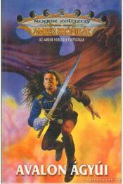 Avalon ágyúi - Zelazny, Roger - Régikönyvek