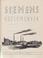 Siemens közlemények. Folyóirat. Megjelenik havonta. I–II. évfolyam. [Teljes, egybekötve.] - Régikönyvek