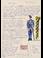 Borsos Miklós (1906–1990) szobrász, grafikus saját kézzel írt, saját akvarell rajzaival díszített, egy oldal terjedelmű levele és saját kézzel írt, 7 sor terjedelmű bibliográfiai cédulája Belia György (1923–1982) szerkesztő, lektornak. - Régikönyvek